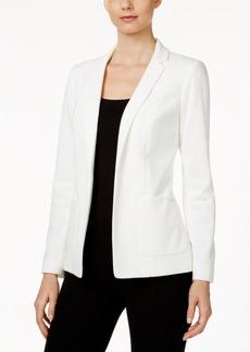 Calvin Klein Open-Front Jacket