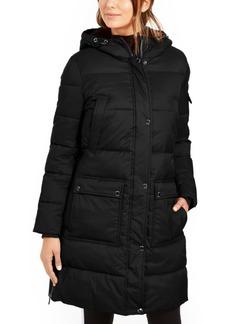 Calvin Klein Oversized Hooded Puffer Coat