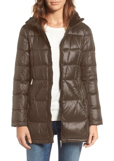 Calvin Klein Packable Down Jacket (Petite)