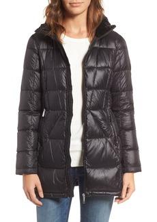 Calvin Klein Packable Down Jacket (Petite)