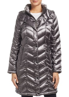 Calvin Klein Packable Puffer Coat