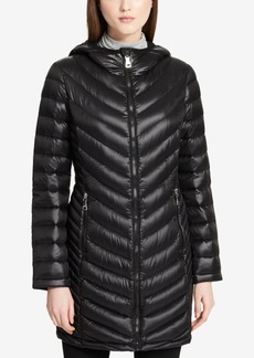 Calvin Klein Packable Puffer Coat, a Macy's Exclusive Style