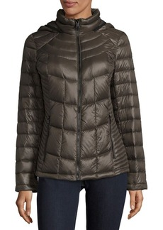 Calvin Klein Packable Puffer Jacket with Down Fill