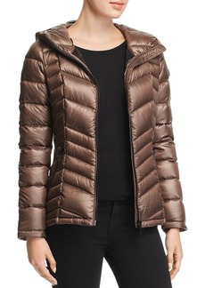 Calvin Klein Packable Short Down Coat