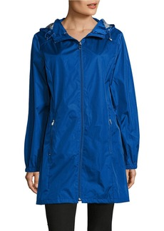 CALVIN KLEIN Packable Water Resistant Jacket