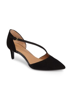 Calvin Klein Page Pointy Toe Pump (Women)