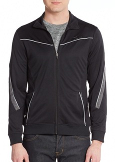 Calvin Klein Performance Paneled Track Jacket