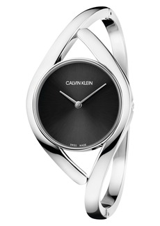 Calvin Klein Party Bangle Watch, 28mm