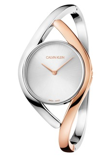 Calvin Klein Party Bangle Watch, 28mm