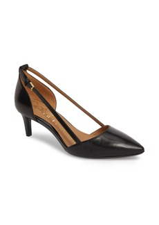 Calvin Klein Pashka Strappy Open Sided Pump (Women)