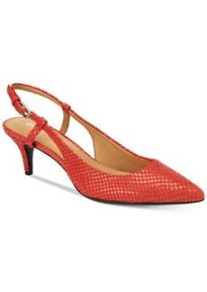 Calvin Klein Patsi Slingback Pumps Women's Shoes