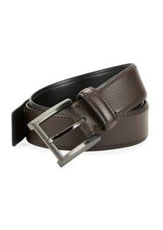 Calvin Klein Pebbled Leather Belt