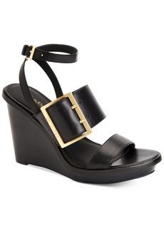 Calvin Klein Pemba Wedge Sandals Women's Shoes