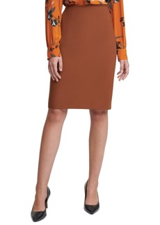 Calvin Klein Pencil Skirt, Regular & Petite Sizes