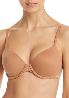 Calvin Klein Perfectly Fit Full Coverage T-Shirt Bra