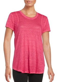 CALVIN KLEIN PERFORMANCE Active Burnout Tee