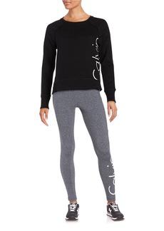 CALVIN KLEIN PERFORMANCE Active Logo Sweatshirt
