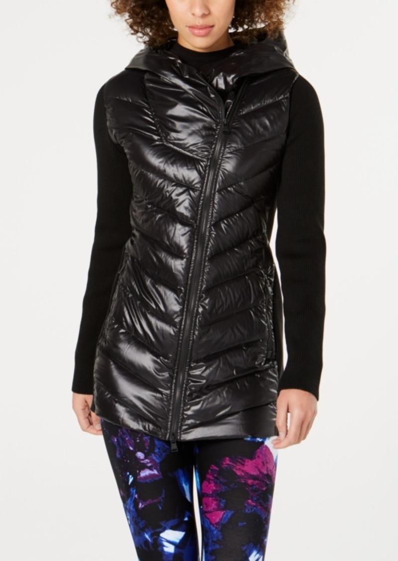 573b534456d Calvin Klein Calvin Klein Performance Asymmetrical Puffer Jacket Now ...
