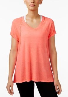 Calvin Klein Performance Icy Wash Burnout T-Shirt
