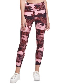Calvin Klein Performance Camo-Print Leggings