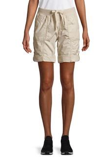 Calvin Klein Performance Cargo Bermuda Shorts