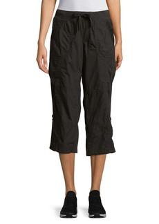 Calvin Klein Performance Classic Capri Cargo Pants