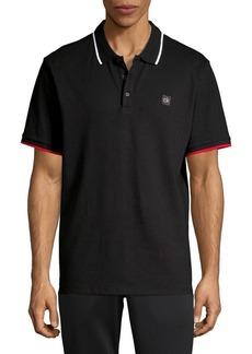 Calvin Klein Performance Classic Short-Sleeve Polo