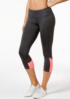 Calvin Klein Performance Colorblocked Capri Leggings