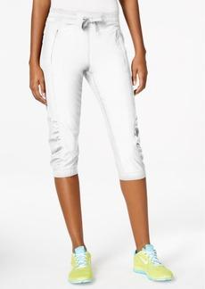 Calvin Klein Performance Commuter Active Ruched Capri Pants