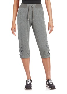 CALVIN KLEIN PERFORMANCE Commuter Performance Quick Dry Cropped Pants