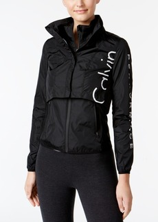 Calvin Klein Performance Convertible Logo Jacket