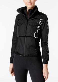 Calvin Klein Performance Convertible Logo Jacket
