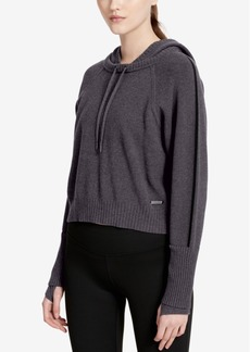 Calvin Klein Performance Cotton Cropped Hoodie