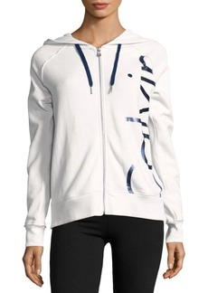 Calvin Klein Performance Cotton Hooded Jacket
