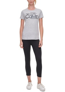 Calvin Klein Performance Cotton Logo T-Shirt