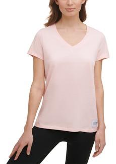 Calvin Klein Performance Cotton V-Neck T-Shirt