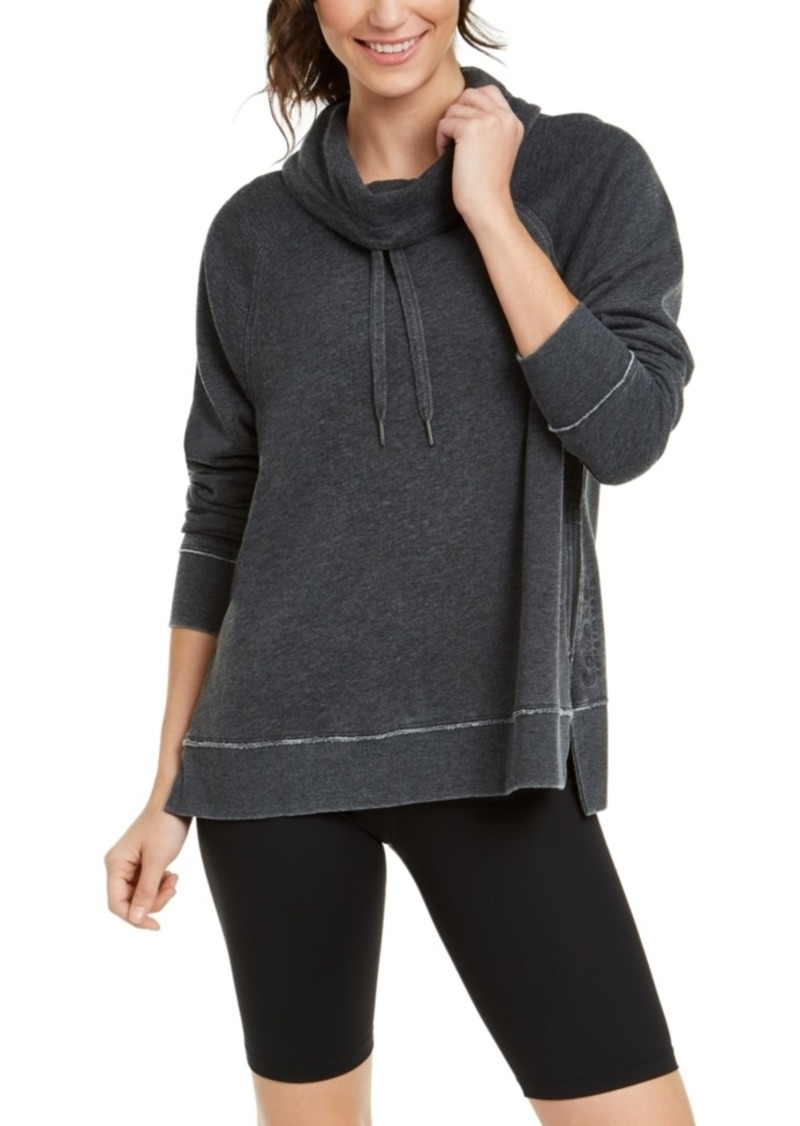 Calvin Klein Performance Cowlneck Top