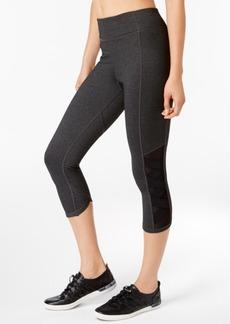 Calvin Klein Performance Cropped Cutout Leggings