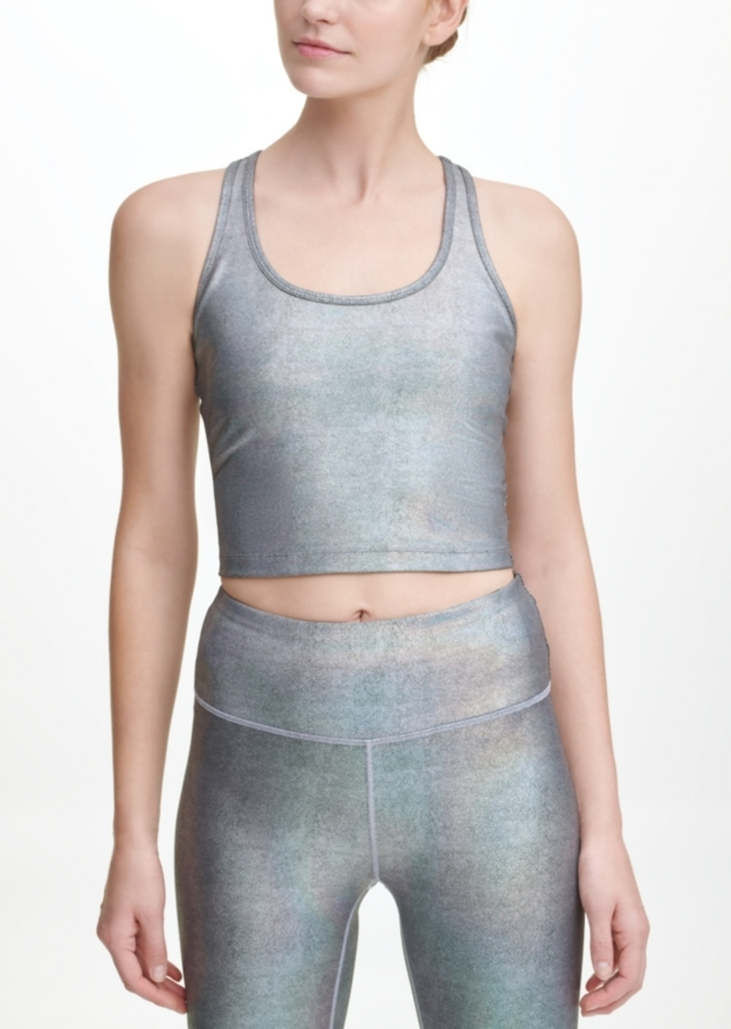Calvin Klein Performance Cropped Tank Top