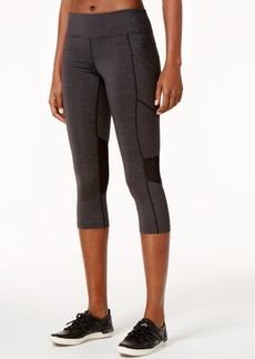 Calvin Klein Performance Cross-Over Cropped Leggings