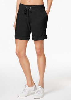 Calvin Klein Performance Cuffed French Terry Shorts