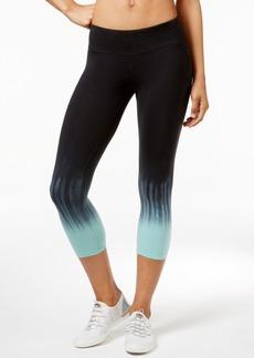 Calvin Klein Performance Dip-Dyed Capri Leggings