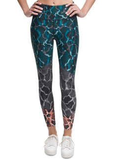 Calvin Klein Performance Disguise Printed High-Waist Leggings