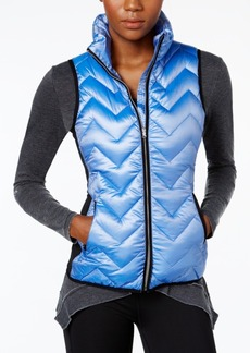 Calvin Klein Performance Down Chevron Vest