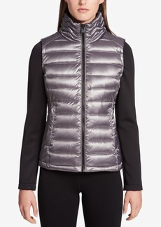 Calvin Klein Performance Down-Filled Puffer Jacket
