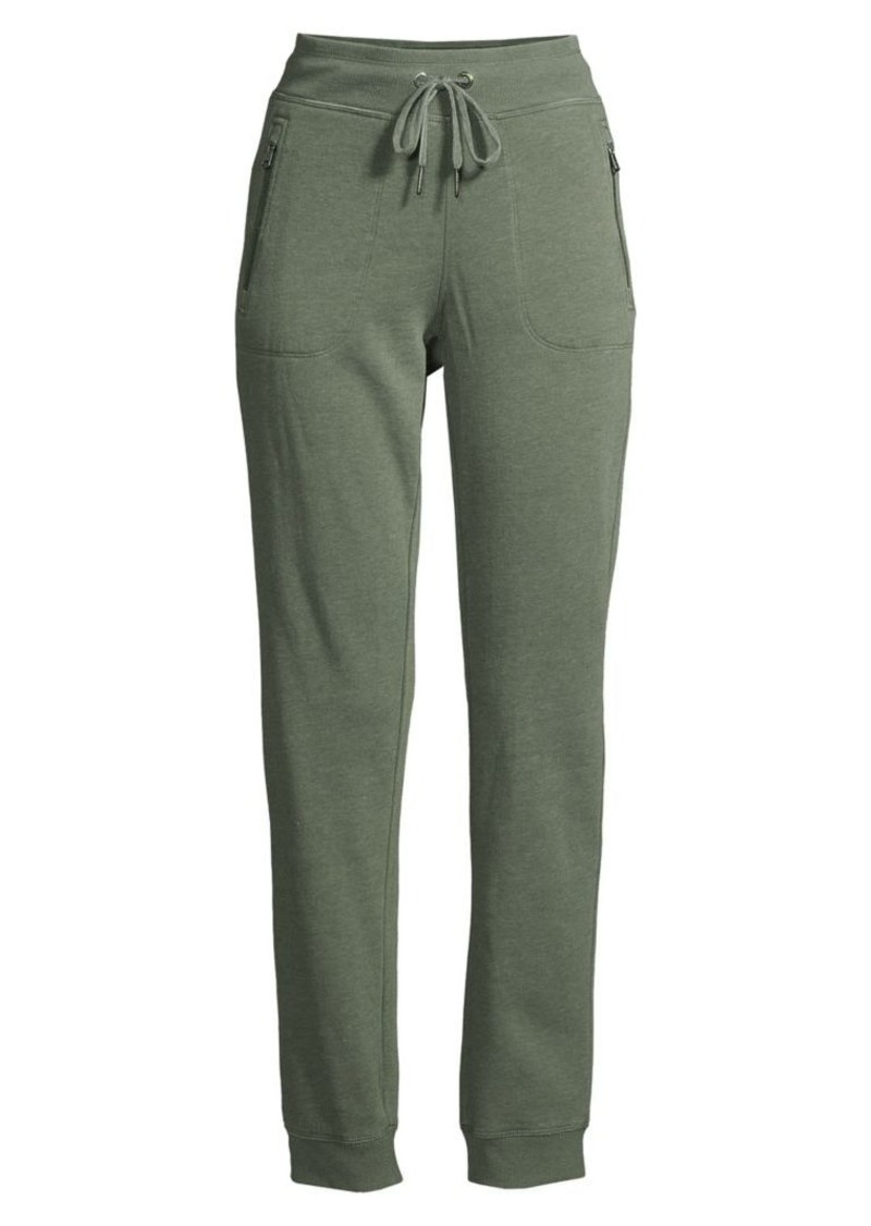 Calvin Klein Performance Drawstring Fleece Joggers
