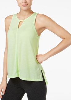 Calvin Klein Performance Epic Cutout Tank Top