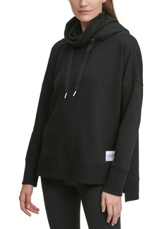 Calvin Klein Performance Face Mask Funnel Neck Hoodie