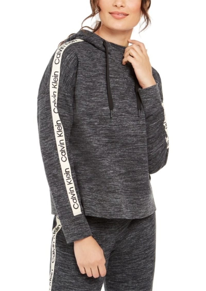 Calvin Klein Performance Fleece-Lined Hoodie