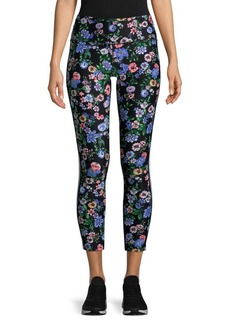 Calvin Klein Performance Floral Stretch Leggings